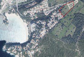 Pla parcial del Sector S-1 de Cala Galdana (Ferreries).