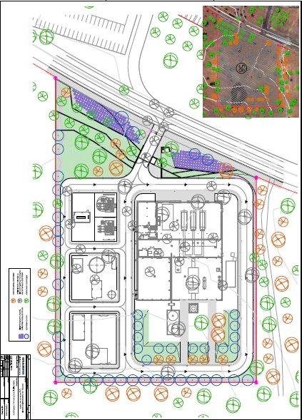 Estudio de impacto ambiental de la Central de Cogeneración del Parc BIT y de la interconexión eléctrica de la central con la subestación BIT 66 Kv